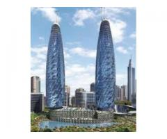 Huge 2BR in Park Towers, DIFC with Zabeel Palace & Sheikh Zayed road view