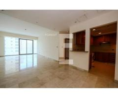 2 B/R Plus Study with Full Panoramic View in Trident Grand Residences