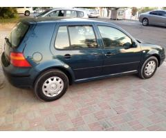 VW GOLF 2003. FULLY AUTOMATIC. EXCELLENT CAR