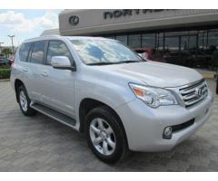 LEXUS GX 460 FULL OPTION 2013 in great condition.