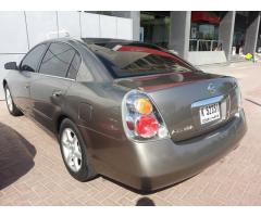 NISSAN ALTIMA FOR SALE 2006. PERFECT CONDITION, NO PROBLEM IN CAR