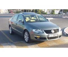 2009 Volkswagon passat, Leather Seats, Full Agency History, Great Condition for Sale!NEW TYRES.
