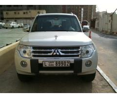 2010 Pajero 3.8L LWB - Top of the range