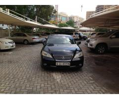 LEXUS 2007 - No Accident - Well Maintained - Very Clean - (BLACK)