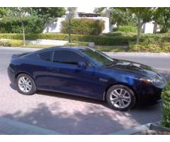 2007 Hyundai COUPE Sport!! LOWEST MILES IN DUBAI!!