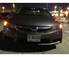 HONDA CIVIC Model 2010, URGENT SALE- 38,000 DHS.